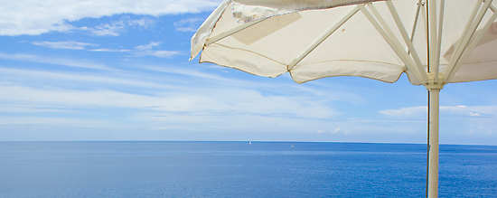 View of the Adriatic Sea by tazee