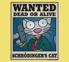 Schrodinger's Cat One Piece - Short Sleeve