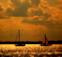 WE SAILED IN  A   GOLDEN    ......  by John Todaro