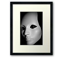 Secrets Held Within Framed Print