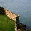 sea wall 2 by Kent Tisher
