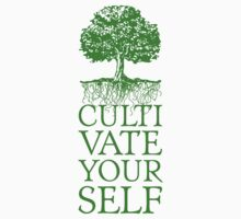 Cultivate Yourself Tree by Zehda