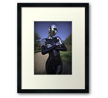 V1RG1N1A 11 Framed Print