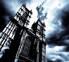 Westminster Abbey by SamHough