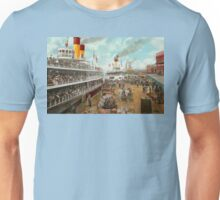 Boat - A vacation to remember - 1901 Unisex T-Shirt