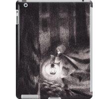 Light for the traveler iPad Case/Skin