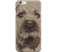 Border Terrier iPhone Case/Skin