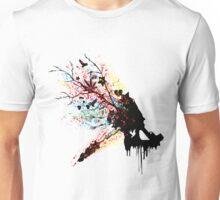 opening the mind... Unisex T-Shirt