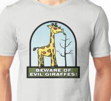 Evil Giraffe Unisex T-Shirt