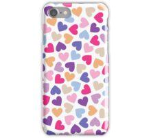 Hearts #5 iPhone Case/Skin