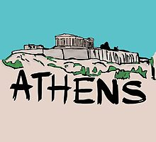 Athens by Logan81