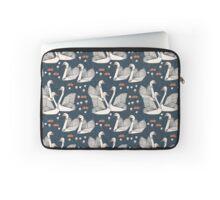 Origami Swans by Andrea Lauren Laptop Sleeve