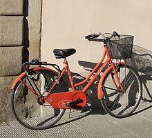 Italian Bicycle by Alexander Montero