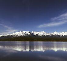 Pyramid Lake by Joy & Rob Penney