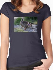 Vogue, Strike A Pose! Women's Fitted Scoop T-Shirt