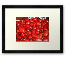 Clay's Garden 01 Framed Print