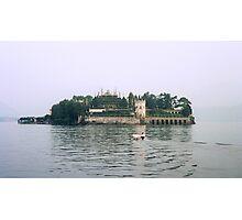 Isola Bella - the beautiful island Photographic Print