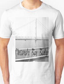 Chesapeake Bay Bridge T-Shirt