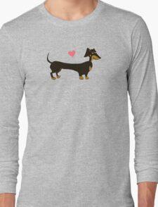 Minty Dog Long Sleeve T-Shirt