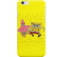 Sponge Bob and Patric iPhone Case/Skin