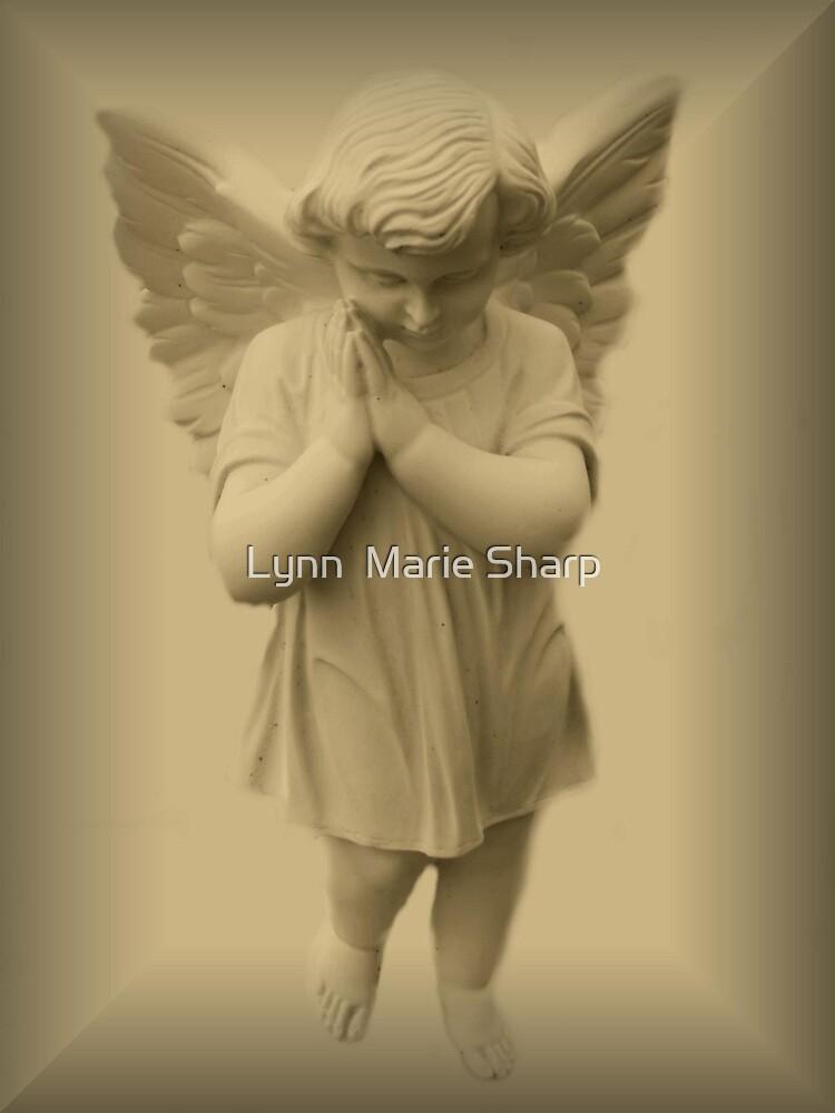 Little Angel by Marie Sharp