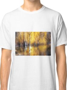 Golden Reflections Classic T-Shirt