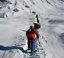 Summit Ahead by Richard Heath