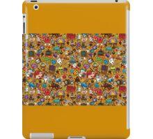 retro3 iPad Case/Skin
