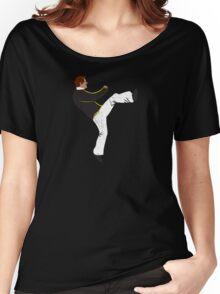 Hayden High Kick (V3) Women's Relaxed Fit T-Shirt