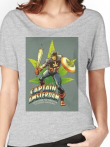 Captain Amsterdam Women's Relaxed Fit T-Shirt