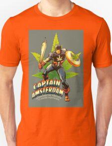 Captain Amsterdam Unisex T-Shirt