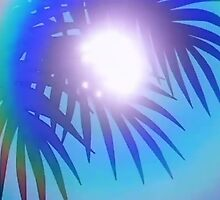 Sun and Palm's by Akhenaten777