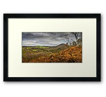 Wrekin View Framed Print