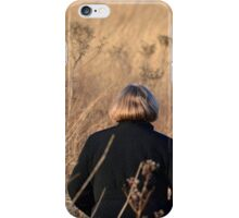 The Golden Intersection iPhone Case/Skin