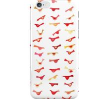 An Army of Undisciplined Birds iPhone Case/Skin