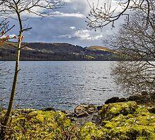 Bala Lake Vista by mlphoto