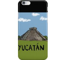 Yucatan iPhone Case/Skin