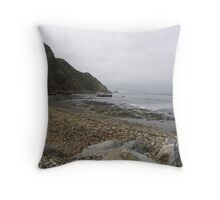 Secluded cove Throw Pillow