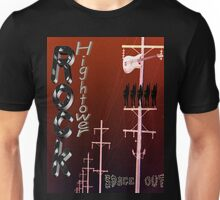 Rock Hightower Space Out Unisex T-Shirt