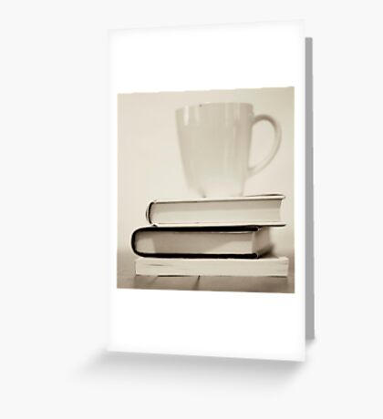 Simple Pleasures Greeting Card