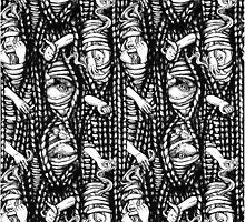 Peek-a-knit by serenekitchen