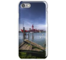 Tollesbury Lightship 'Trinity' iPhone Case/Skin