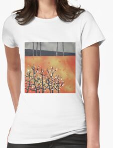Blackthorn Womens Fitted T-Shirt