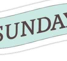 Joe Sugg: Sugg Sunday Special Sticker