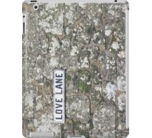 Love Lane iPad Case/Skin