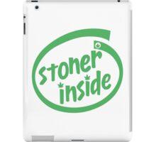 Stoner Inside iPad Case/Skin