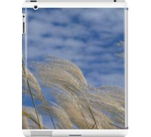 Swaying in the Wind iPad Case/Skin