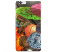 Lucky Lanterns iPhone Case/Skin