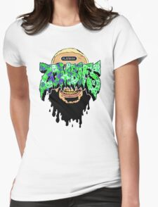 Flatbush ZOMBiES Logo Womens Fitted T-Shirt