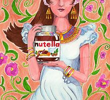 An Ode To Nutella by Cloverswine